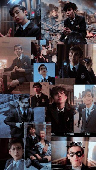 Обои на телефон амбрелла, мальчик, umbrella academy, the boy, aiden gallagher, 5 hargreaves, 5 hargeeeves