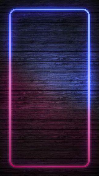 Обои на телефон дерево, фиолетовые, синие, розовые, рамка, неоновые, деревянные, грани, галактика, hd, galaxy
