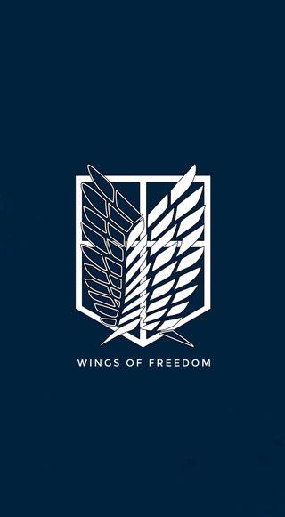 Обои на телефон свобода, леви, крылья, капитан, атака на титанов, атака, аниме, wings of freedom, scout, attackontitan