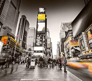 Обои на телефон квадратные, улица, приятные, нью йорк, новый, крутые, классные, вид, times square, nyc times square