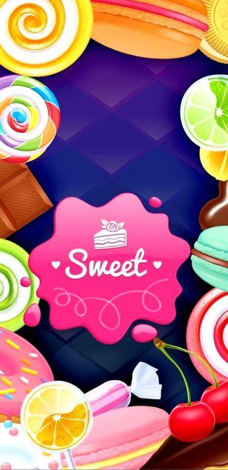 Обои на телефон шоколад, симпатичные, розовые, милые, красочные, конфеты, девчачие, sweet as candy 2, lollipops