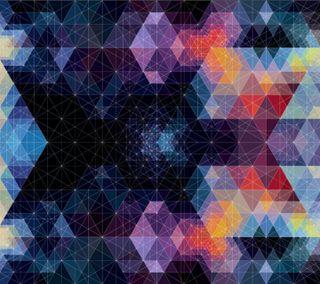 Обои на телефон шестиугольники, линии, шаблон, текстуры, геометрические, texture v3