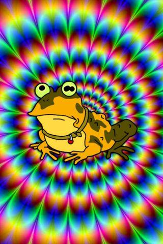 Обои на телефон лол, цветные, хаха, прекрасные, омг, крутые, toad, lol, hypnotoad, 3д, 3d