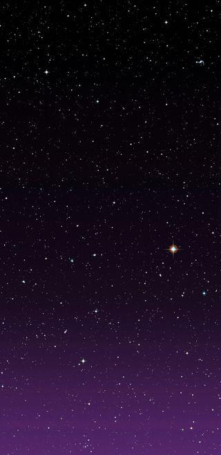 Обои на телефон фиолетовые, космос, звезды, звезда, градиент