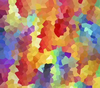 Обои на телефон цветные, формы, самсунг, кристаллы, галактика, абстрактные, sgs5, samsung, galaxy s5