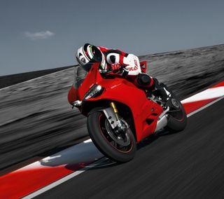 Обои на телефон дукати, красые, байкер, байк, red ducati, red bike, hd, ducati