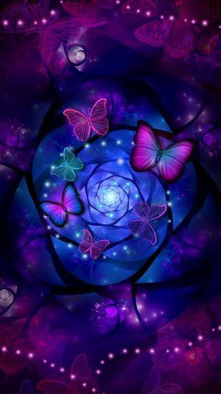 Обои на телефон фиолетовые, тип, супер, сова, сердце, призрак, мир, бабочки, no, go, ghost