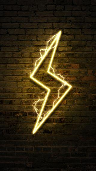 Обои на телефон цепь, хасака, удар, икона, фон, телефон, супер, стена, символ, неоновые, молния, логотипы, кирпичи, гром, super power, power, phone wallpaper, lightning strike, lightning neon, lightning logo, lightning live wallpaper, for phone wallpaper, electricity, chain lightning, brick background, Neon, Lightning Neon, Lightning