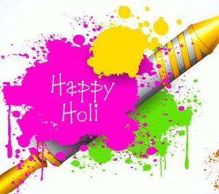 Обои на телефон холи, фестиваль, счастливые, развлечения, радуга, абстрактные, happy holi, colouful