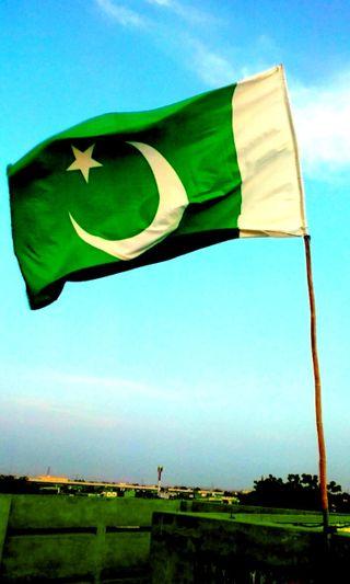 Обои на телефон пакистан, флаг, pak flag