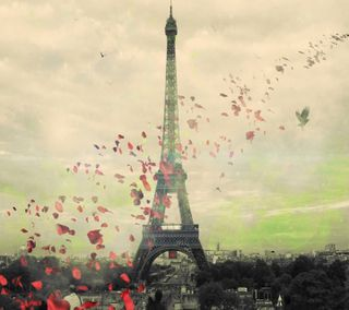 Обои на телефон эйфелева башня, париж, любовь, башня, love in paris