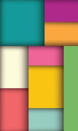Обои на телефон квадраты, цветные, фон, текстуры, абстрактные