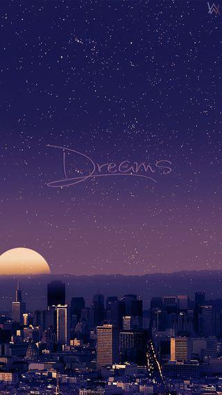 Обои на телефон фразы, мечты, космос