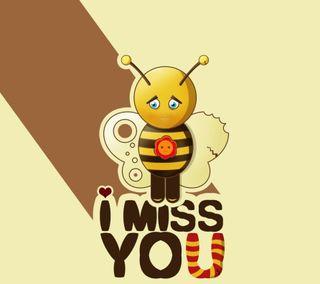 Обои на телефон скучать, ты, пчела