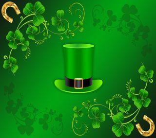 Обои на телефон leprechaun, saint patrick, праздник, ирландские, ирландия, святой, патрик, трилистник