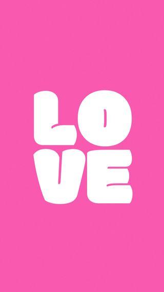 Обои на телефон ненависть, текст, розовые, любовь, love