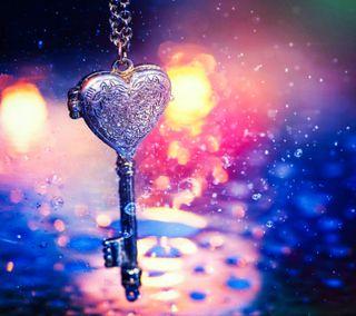 Обои на телефон ключ, сердце, прекрасные, heart  key