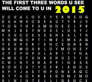 Обои на телефон пожелание, юмор, твой, слова, пожелания, новый, забавные, год, буквы, your 2015, 2015