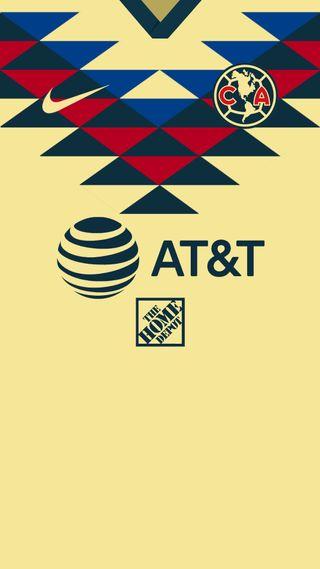 Обои на телефон мексика, найк, клуб, америка, nike, liga mx