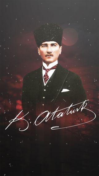 Обои на телефон ататюрк, турецкие, republic, mustafa, founder