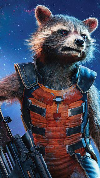 Обои на телефон стражи, ракета, галактика, vol 2, raccoon, of the, galaxy