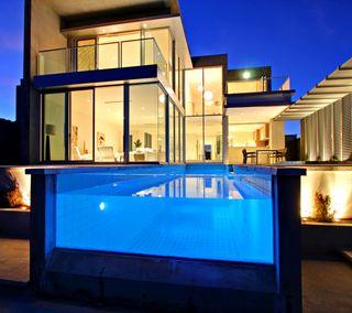 Обои на телефон мечта, здания, дом, pool, dream home