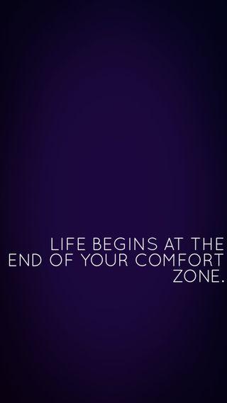 Обои на телефон конец, жизнь, life begins, comfort