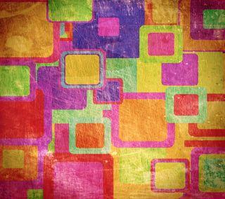 Обои на телефон квадраты, мотивация, красочные, абстрактные