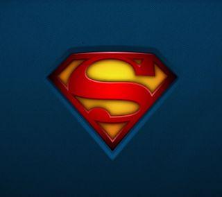 Обои на телефон супермен, логотипы, crest