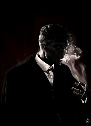 Обои на телефон шелби, черные, фильмы, фильм, сигареты, ряд, крутые, дым, tommy shelby, smoking tommy shelby