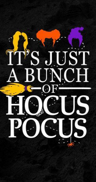 Обои на телефон ужасные, черные, хэллоуин, паук, ведьмы, hocus pocus, broom