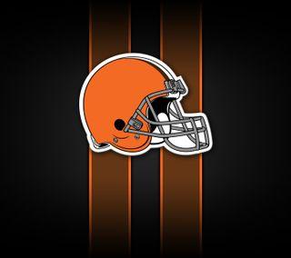 Обои на телефон футбол, логотипы, кливленд, nfl, browns