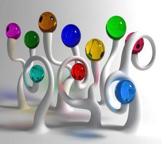 Обои на телефон пожелание, цветные, разум, мяч, мой, комментарий, colour ball