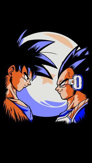 Обои на телефон против, мяч, дракон, гоку, vegueta, sayajin, dragon ball z vs, akira