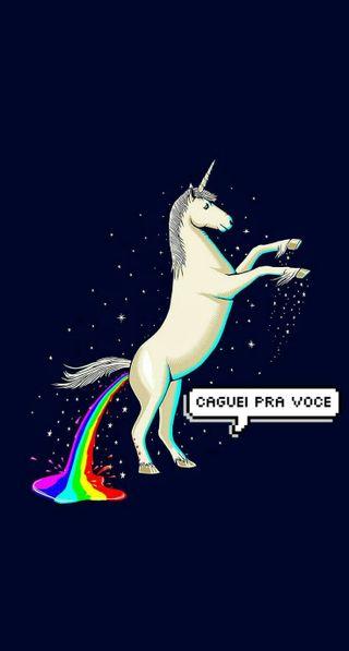 Обои на телефон единорог, unicornio