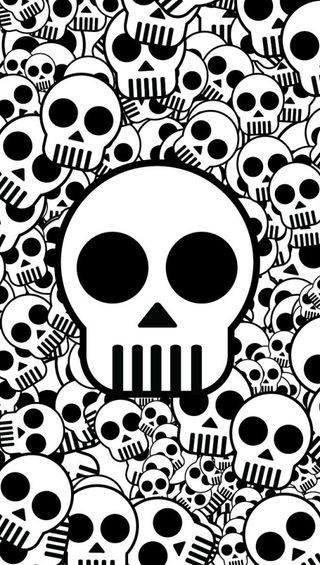 Обои на телефон эмо, череп, htsrj, ghsg, emo skull