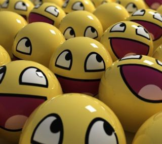 Обои на телефон смайлы, фан, счастливые, смайлики, happy smiles, happy