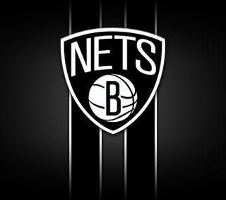 Обои на телефон нба, баскетбол, nets, nba, brooklyn