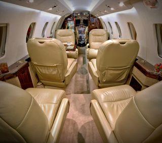 Обои на телефон самолет, роскошные, полет, private plane, luxury