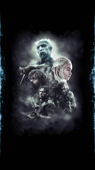 Обои на телефон таргариен, престолы, снег, ночь, король, игра, tyrion lannister, samezio007, night king, game of thrones 1, daenerys targaryen