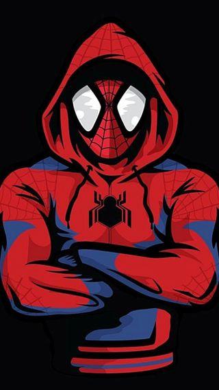 Обои на телефон человек паук, марвел, marvel, hombre, hd