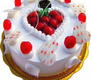 Обои на телефон торт, valentino cake, ----------------