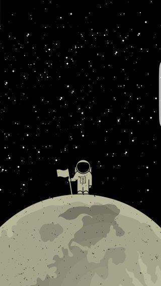 Обои на телефон старые, материал, луна, космос, космонавт, звезда, tumblr, spice, arena