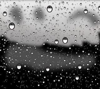 Обои на телефон дерево, приятные, природа, новый, капли, дождь, дизайн, вода, арт, абстрактные, art