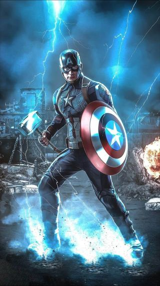 Обои на телефон герои, фильмы, тор, мстители, молот, марвел, герой, америка, marvel, hd