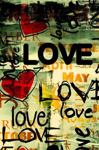 Обои на телефон любовники, сердце, любовь, months, love
