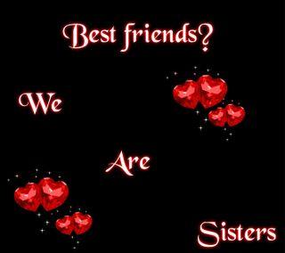 Обои на телефон правда, цитата, милые, любовь, лучшие, жизнь, друзья, sisters, love, cute quote