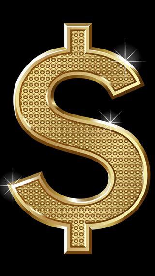 Обои на телефон шик, деньги, логотипы, золотые, знаки, доллары, дизайн, dollar sign