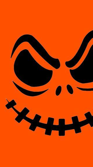 Обои на телефон тыква, хэллоуин, счастливые, призрак, оранжевые, абстрактные, happy, ghost
