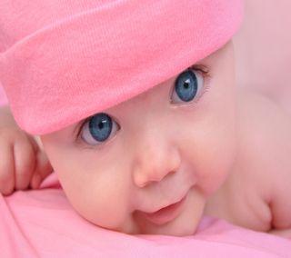 Обои на телефон прекрасные, малыш, розовые, милые, lovely baby, cute baby